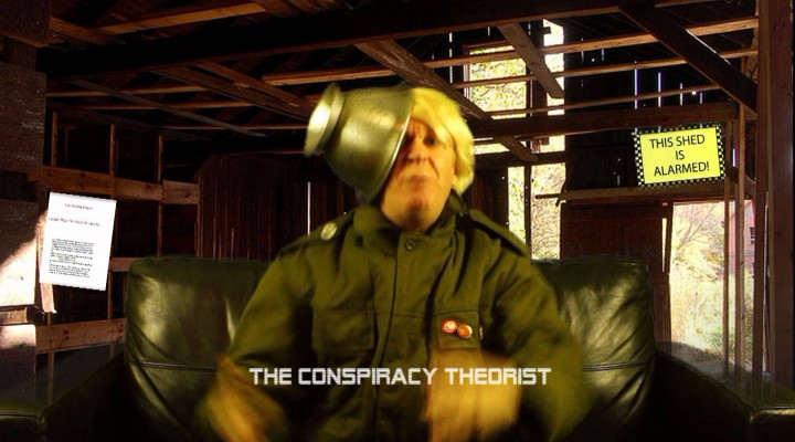 THE CONSPIRACY THEORIST