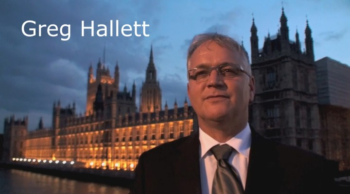 Greg Hallett is back!