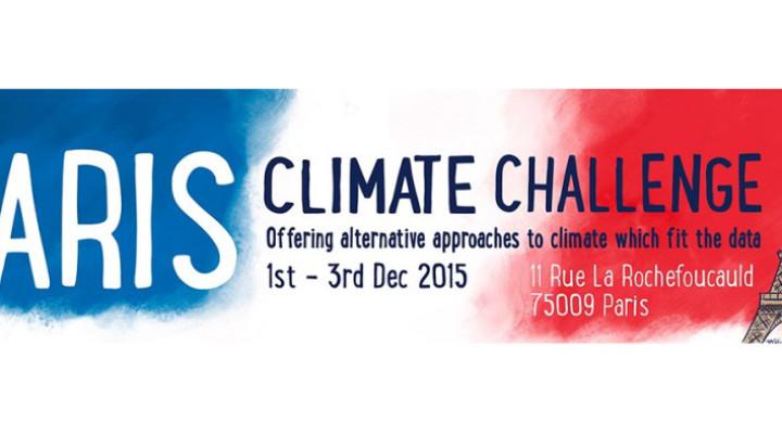 Climate Change Challenge Paris Interviews
