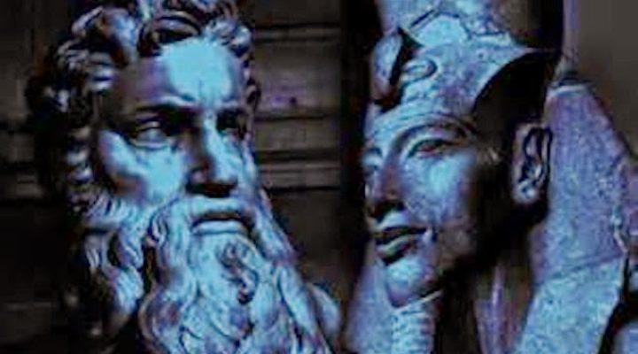 Moses was Akhenaten