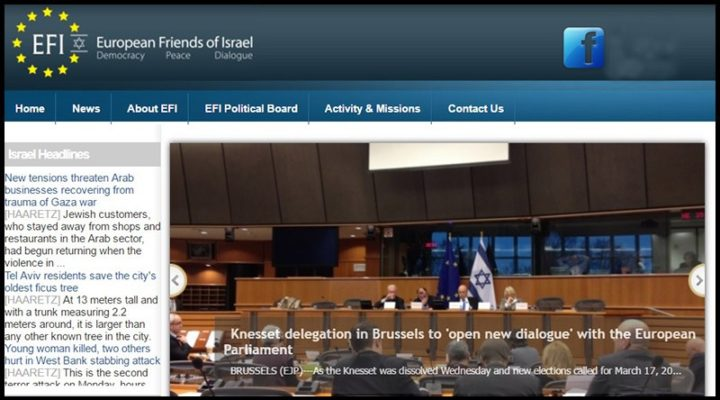 Media Blacks Out Jewish Lobby-EU Report