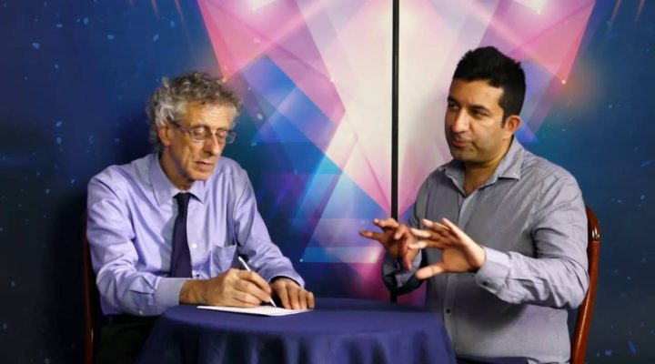 Stand Up to NHS Sell Off with Dr. Rishi