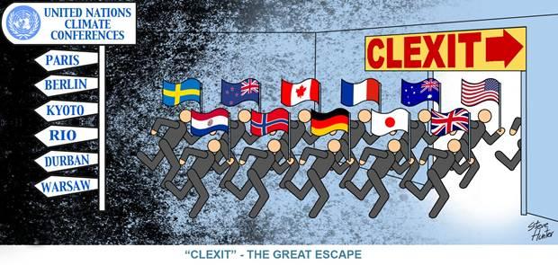 Exit Climate Con
