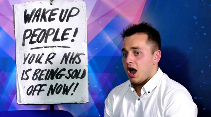 Your NHS Privatized and Ruined