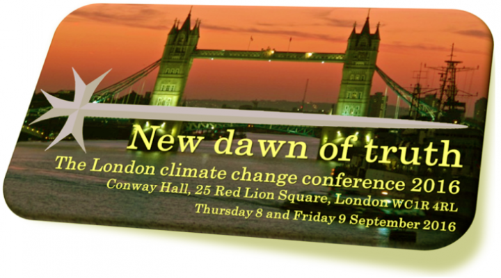 BANNED Climate Conference Goes Ahead