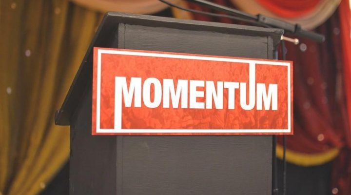Momentum and Labour Zionism