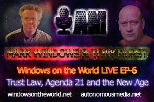 Mark Windows Agenda 21 New Age Trust Law