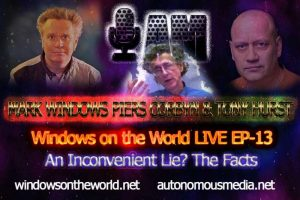 Piers Corbyn Mark Windows on the world clomate change