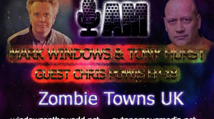 Zombie Towns UK.