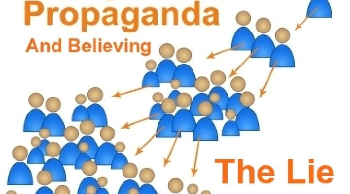 Propaganda and The Big Lie