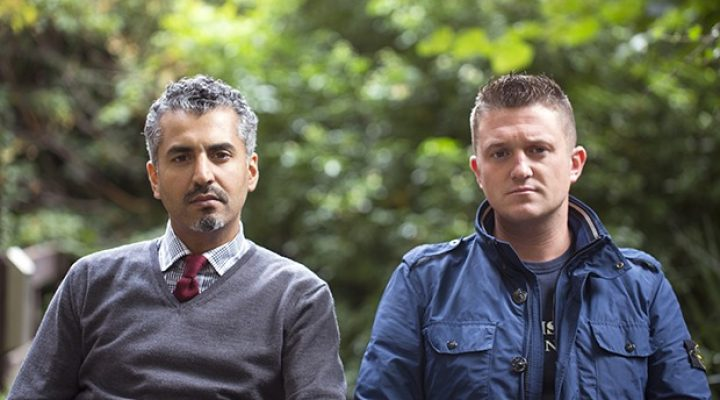 State Subversion, Maajid Nawaz and Quilliam