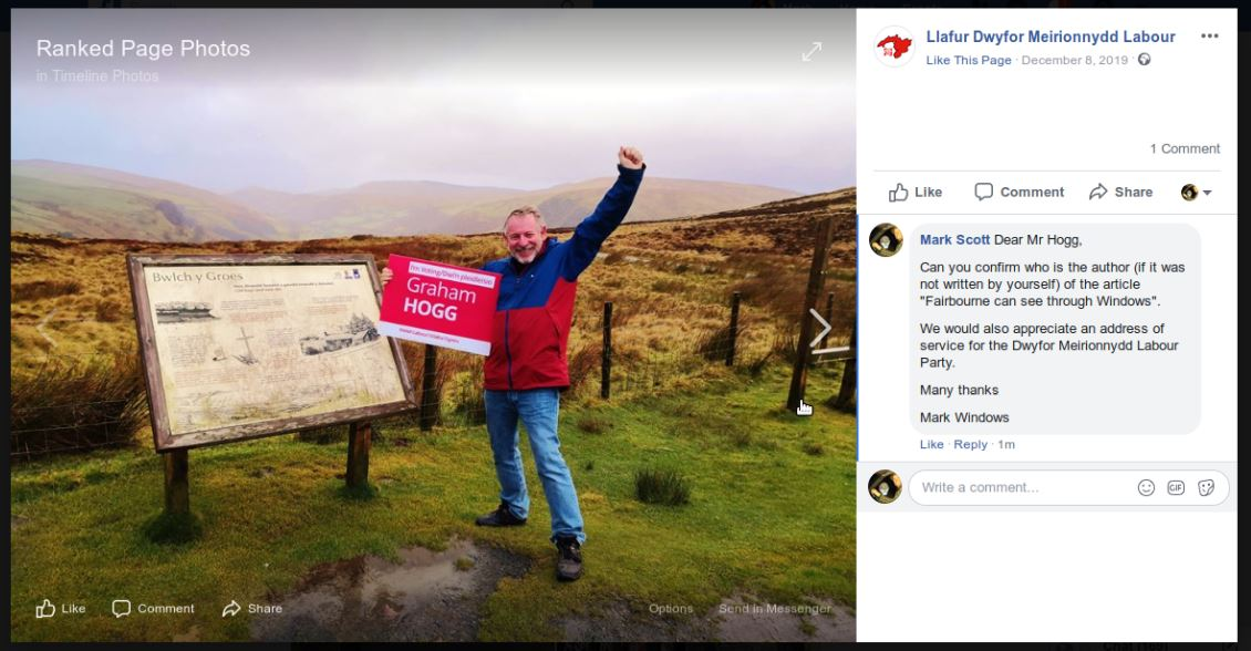 Lies of Welsh Labour